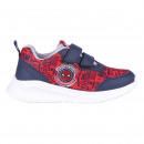Spiderman - calzado deportivo bajo infantil, rojo