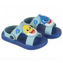 wholesale Bags & Travel accessories: BABY SHARK - sandals beach pvc, dark blue