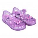 Minnie - sandalias playa glitter, rosa
