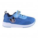 nagyker Licenc termékek: Mickey - sportos cipő suela PVC, kék