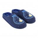 Sonic - zapatillas de casa open premium, azul