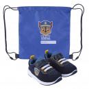 Paw Patrol MOVIE - sportliche Schuhe PVC-Sohle, bl