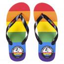 Disney - flip flops pride, veelkleurig