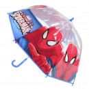 SPIDERMAN - umbrella poe manual, blue