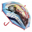 wholesale Umbrellas: CARS 3 - umbrella poe manual, navy blue