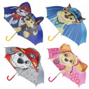 PAW PATROL - umbrella pop-up manual, navy
