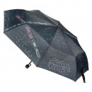 wholesale Bags & Travel accessories: FOLDING MANUAL UMBRELLA Star Wars - 1 UNITS