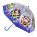 wholesale Umbrellas: TOP WING - umbrella poe manual, 45 cm, ...