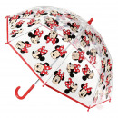 grossiste Articles sous Licence: Minnie - Manuel de parapluie, rouge