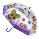 LOL - umbrella poe manual, 45 cm, lilac