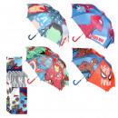 Avengers - paraguas en Expositor