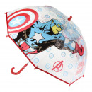 AVENGERS - umbrella poe manual, 45 cm, red