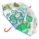 TOY STORY - umbrella poe manual, 45 cm, blue