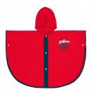 Großhandel Lizenzartikel: Spiderman - Regenmantelponcho, rot