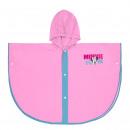 Großhandel Lizenzartikel: Minnie - Regenmantelponcho, pink