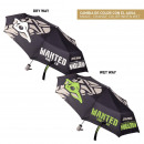 THE MANDALORIAN - paraply automatiskt byta färg,