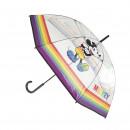 Disney - paraguas manual poe pride, 58 cm, multico