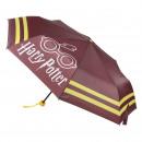HARRY POTTER - paraguas plegable manual, 53 cm, bo
