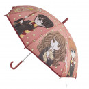 wholesale Licensed Products: HARRY POTTER - umbrella automatic eva, 48 cm, red