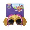 PAW PATROL - sunglasses mask skye, pink