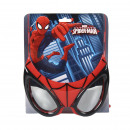 SPIDERMAN - sunglasses mask , red