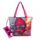 mayorista Otros bolsos: Trolls - bolso de playa, arcoiris