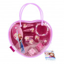 wholesale Licensed Products: FROZEN - beauty set need, pink