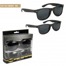 Großhandel Sonnenbrillen: Batman - Sonnenbrillenbox, Camouflage