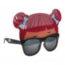 LOL - máscara de gafas de sol, fucsia