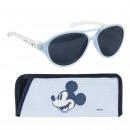 Mickey - gafas de sol bebé, azul