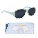 Disney - lunettes de soleil bebé dumbo, gris
