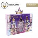 Großhandel Lizenzartikel: Princess - Beauty-Set Box Überraschung, rosa