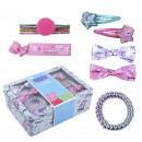 Peppa Pig - Beauty-Set Box-Zubehör, rosa