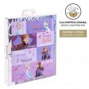 groothandel Licentie artikelen: frozen II - beautyset box surprise, lichtblauw