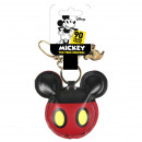 MICKEY - key chain 3d, red