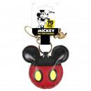 Mickey - portachiavi, rosso