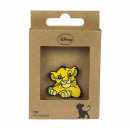 wholesale Drugstore & Beauty: LION KING - pin metal, orange