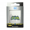 METAL PIN Batman - 5 UNITS
