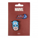 wholesale Haberdashery & Sewing:AVENGERS - brooch, blue