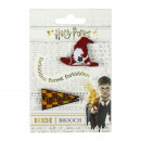 wholesale Household & Kitchen: HARRY POTTER - brooch gryffindor, red