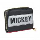 mayorista Casa y decoración: Mickey - tarjetero porta tarjetas polipiel, blac