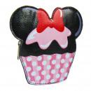 Minnie - Geldbörse Polipiel, schwarz