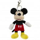 mayorista Accesorios: Mickey - llavero peluche, rojo