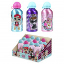 wholesale Lunchboxes & Water Bottles: ALUMINUM DISPLAY BOTTLE LOL - 12 UNITS