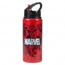 wholesale Lunchboxes & Water Bottles: ALUMINUM MARVEL BOTTLE - 4 UNITS