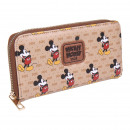 MICKEY - purse business card holder, multicolor