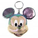 mayorista Accesorios: Mickey - llavero peluche, multicolor