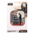 wholesale Other: THE MANDALORIAN METAL PIN - 5 UNITS