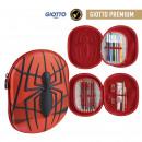 ingrosso Prodotti con Licenza (Licensing): Spiderman - astuccio per matite triplo 3d, ...