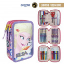 groothandel Stationery & Gifts: frozen gevulde etui triple giotto premium,